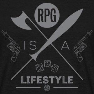 RPG LIFESTYLE Tee shirts - T-shirt Homme