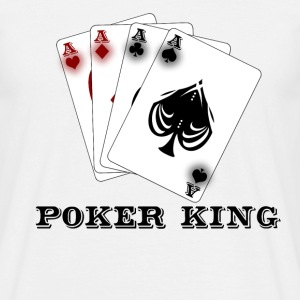 Poker King Shirt - Men's T-Shirt