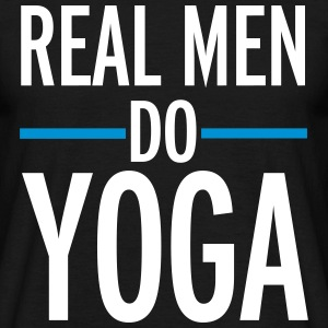 Yoga T-shirts - Mannen T-shirt