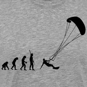 Evolution kite surf Tee shirts - T-shirt Premium Homme