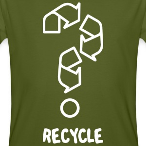 Recycle (dark) T-Shirts - Men's Organic T-shirt