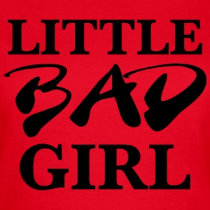 Little bad girl T-shirts - Dame-T-shirt