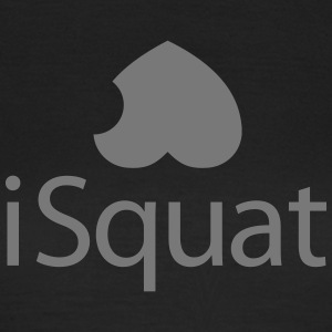 iSquat T-Shirts - Frauen T-Shirt
