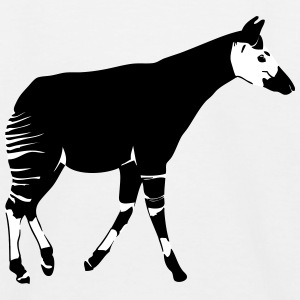 Okapi T-Shirts - Kinder Baseball T-Shirt