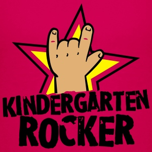 Kindergarten Rocker T-Shirts - Teenager Premium T-Shirt