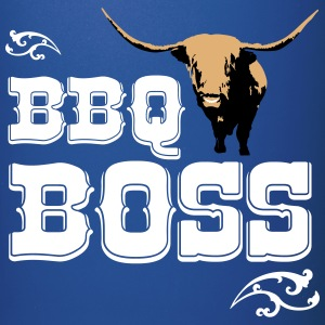BBQ Boss Bottles & Mugs - Full Colour Mug