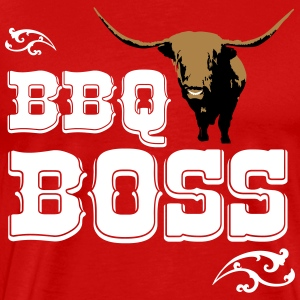 BBQ Boss T-Shirts - Men's Premium T-Shirt