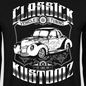 Hot Rod - Classick Kustomz (white) Pullover & Hoodies - Männer Pullover