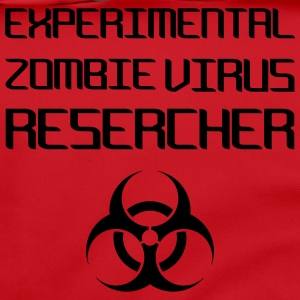 Experimental Zombie Virus Resercher Bags & Backpacks - Shoulder Bag
