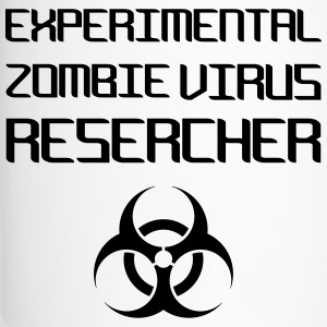 Experimental Zombie Virus Resercher Flessen & bekers - Thermo mok