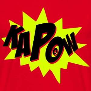 kapow T-Shirts - Men's T-Shirt