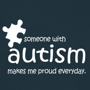 autism T-Shirts - Men's T-Shirt