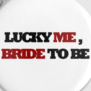 lucky me bride to be Buttons - Buttons klein 25 mm