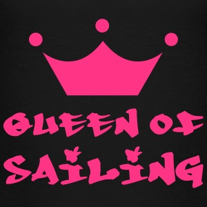 Queen of Sailing Camisetas - Camiseta premium niño