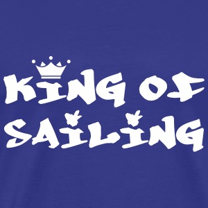 King of Sailing Camisetas - Camiseta premium hombre