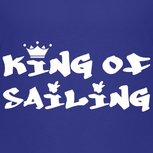King of Sailing T-Shirts - Kinder Premium T-Shirt