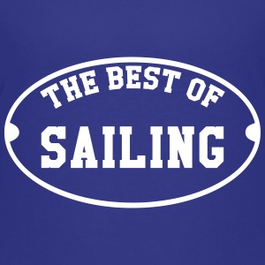 The Best of Sailing Camisetas - Camiseta premium adolescente