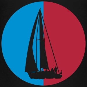 Sailing / Segeln / Voile Shirts - Teenager Premium T-shirt