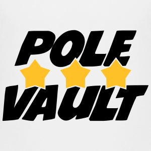 Pole Vault Shirts - Teenage Premium T-Shirt