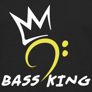 Bass King Manches longues - T-shirt manches longues Premium Homme