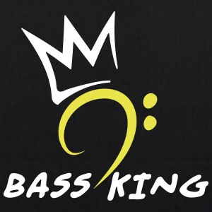 Bass King Bags & Backpacks - EarthPositive Tote Bag