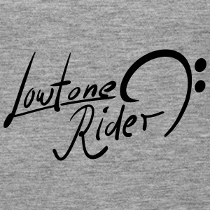Lowtone Bass Rider Tops - Women's Premium Tank Top