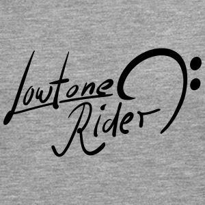 Lowtone Bass Rider Manches longues - T-shirt manches longues Premium Homme
