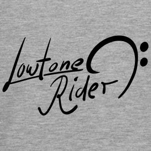 Lowtone Bass Rider Long Sleeve Shirts - Teenagers' Premium Longsleeve Shirt