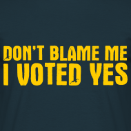 Design ~ Don't Blame Me