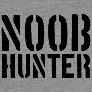 Shooter Noob Hunter Logo T-skjorter - Premium T-skjorte for kvinner