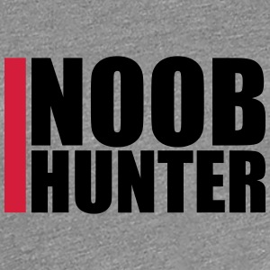 Cool Noob Hunter Design T-Shirts - Women's Premium T-Shirt