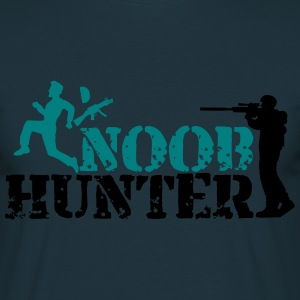 Noob Hunter Army Logo T-Shirts - Men's T-Shirt