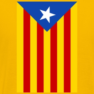 Catalans independence vote men t-shirt  - Men's Premium T-Shirt