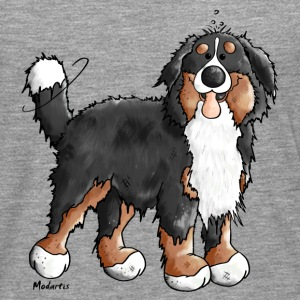 Happy Bernese Mountain Dog Long sleeve shirts - Men's Premium Longsleeve Shirt