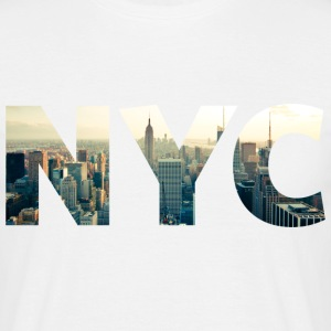 nyc New York City T-Shirts - Männer T-Shirt