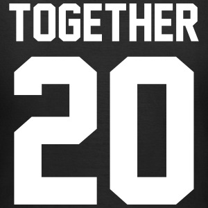 Together 20 T-shirts - Vrouwen T-shirt