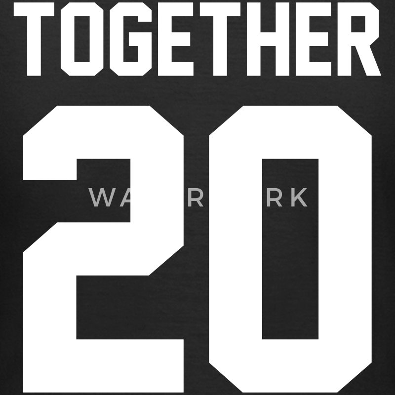 Together 20 Tee shirts - T-shirt Femme