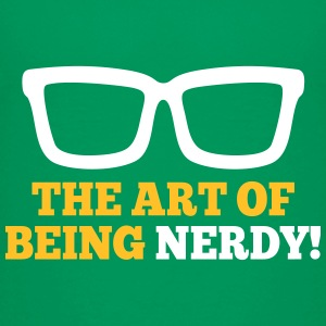 Nerd Shirts - Teenage Premium T-Shirt