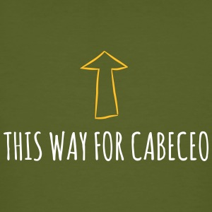 This way for cabeceo T-Shirts - Men's Organic T-shirt