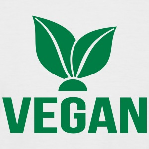 Vegan T-Shirts - Men's Baseball T-Shirt