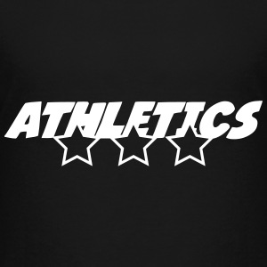Athletics T-shirts - Premium-T-shirt barn