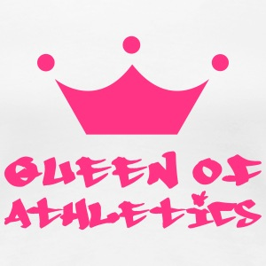 Queen of Athletics Koszulki - Koszulka damska Premium
