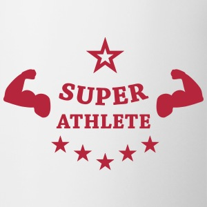 Super Athlete Athletics  Flaskor & muggar - Mugg