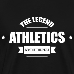 Athletics  T-Shirts - Men's Premium T-Shirt
