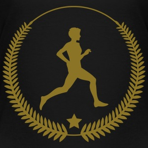 Athletics / Leichtathletik / Athlétisme T-shirts - Børne premium T-shirt