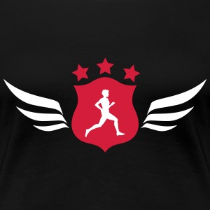 Athletics / Leichtathletik / Athlétisme T-shirts - Vrouwen Premium T-shirt
