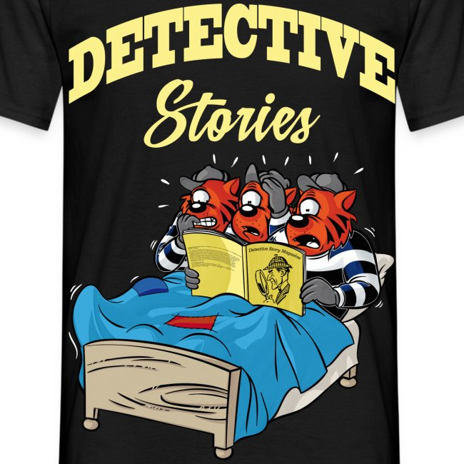 Detective Stories #1