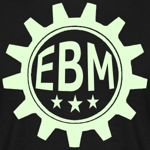 EBM GEAR VECTOR T-Shirts - Men's T-Shirt