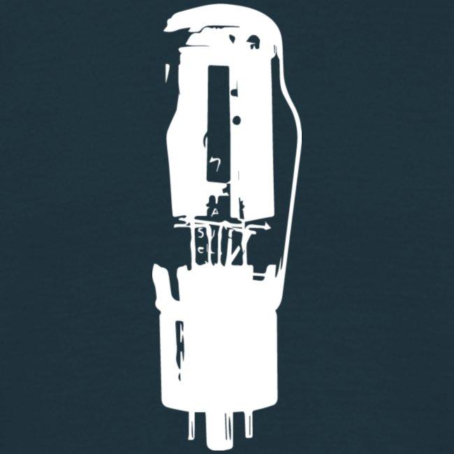 5U4G TUBE shirt - tube in white