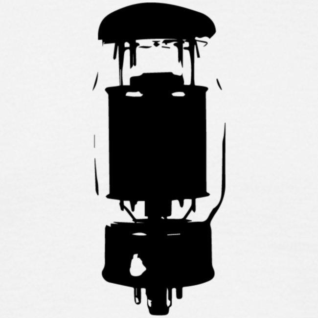 KT88 TUBE SHIRT - tube black